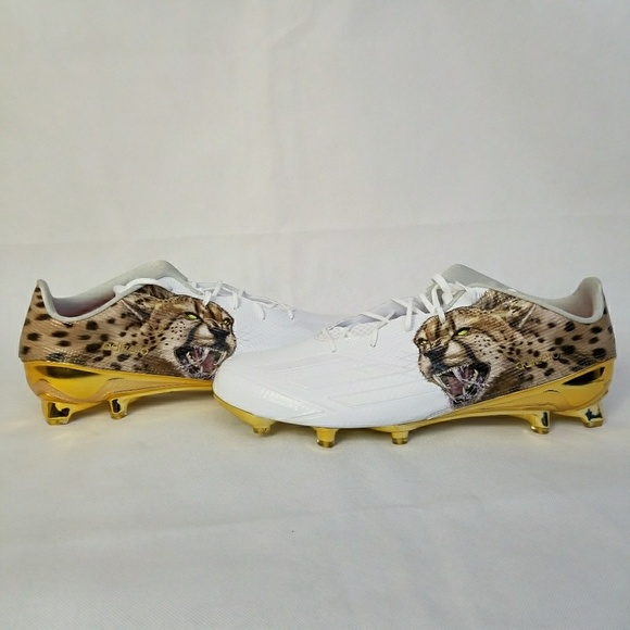 size 40 52c34 84abf Adidas Adizero 5 Star 5.0 Uncaged Football Cleats